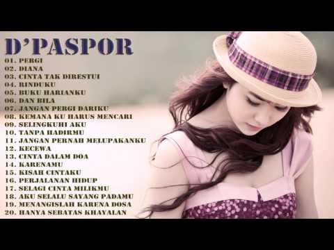 D'Paspor Full Album - Lagu POP Galau Indonesia Terbaru 2017