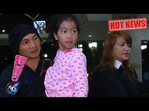Hot News! Perhatian Anji Untuk Leticia Disaat Sheila Marcia Sakit - Cumicam 08 Mei 2017