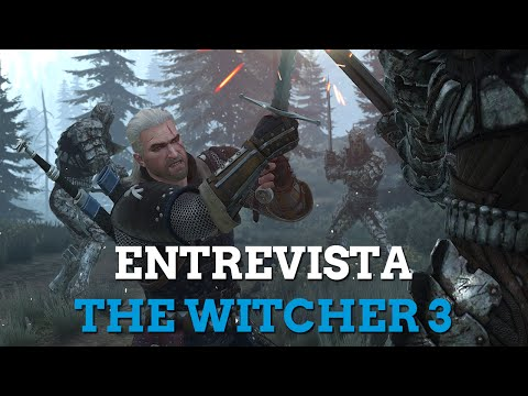 Entrevista sobre The Witcher 3 Wild Hunt