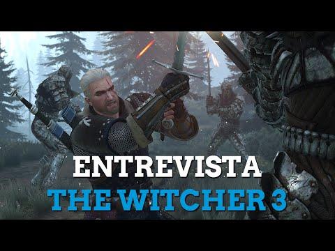 Entrevista sobre The Witcher 3 Wild Hunt