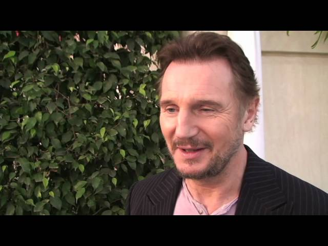 Liam Neeson - What movie inspired you to become an actor?