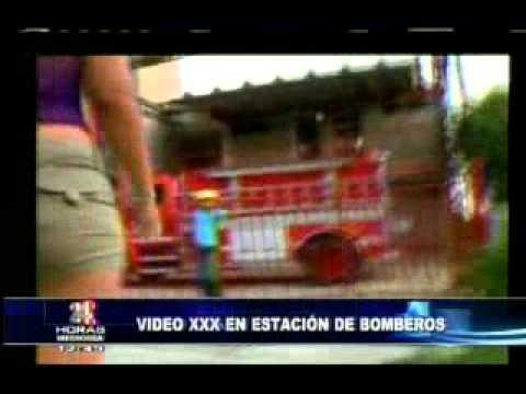 Colombia: polémica por video pornográfico grabado en estación de bomberos