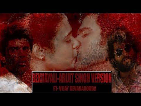 Download Lagu  BEKHAYALI-ARIJIT SINGH VERSION FT- VIJAY DEVARAKONDA Mp3 Free