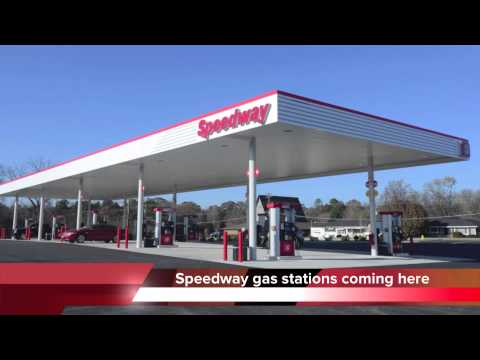 Find A Gas Station >> Speedway gas stations coming to Chattanooga - YouTube