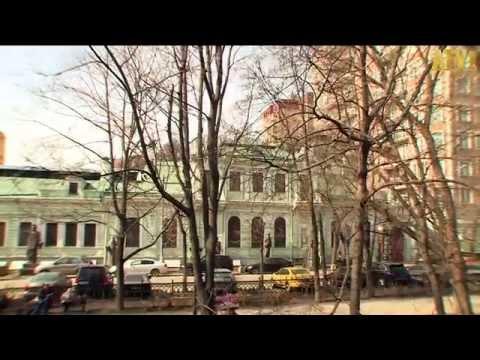 Пешком...Москва грузинская HD