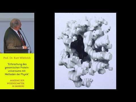 Otto Stern Symposium 2013 - Vortrag Kurt Wüthrich