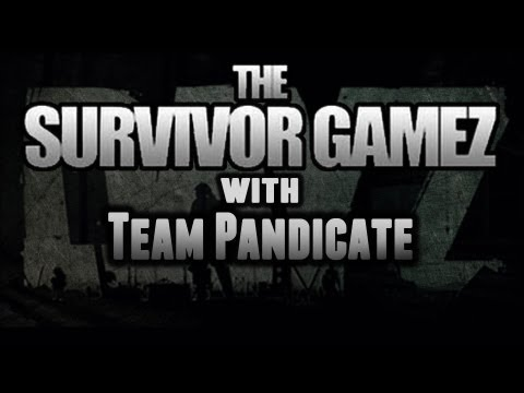 The Survivor GameZ Finals! #TeamPandicate