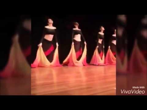 Belly dance choreograph