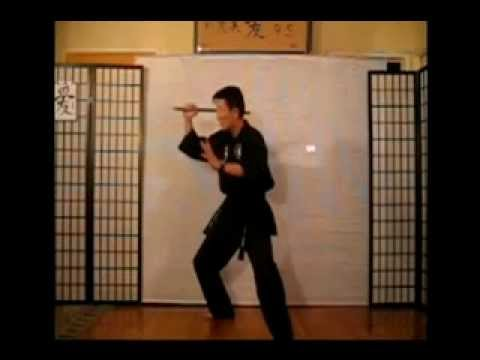 ChosunNinja Nintaijutsu Homestudy Course & Kali Eskrima stickfighting final review Image 1