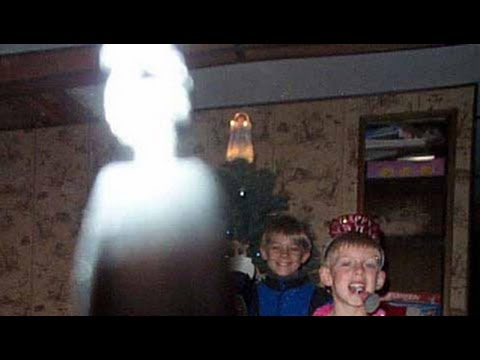 Przerażające I Niewyjaśnione Zdjęcia (05) Duchy Oraz Zjawy