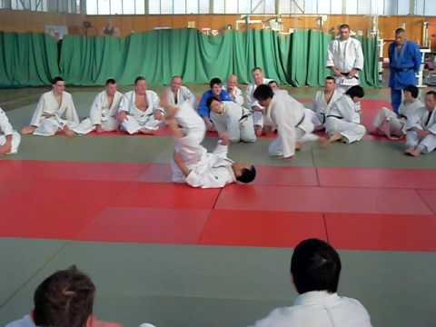 Tomoe Nage demonstration by Kashiwazaki Image 1