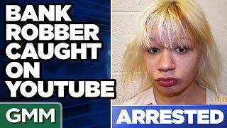 Criminals Caught On Social Media