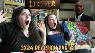 LUCIFER 3X24 REACTION PART 2