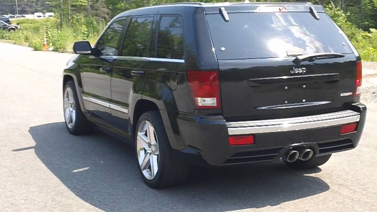 2007 jeep grand cherokee srt8 for sale. Black Bedroom Furniture Sets. Home Design Ideas