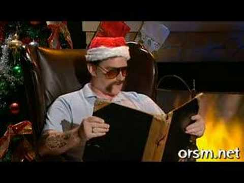 "Mark ""CHOPPER"" Reid Xmas poems."