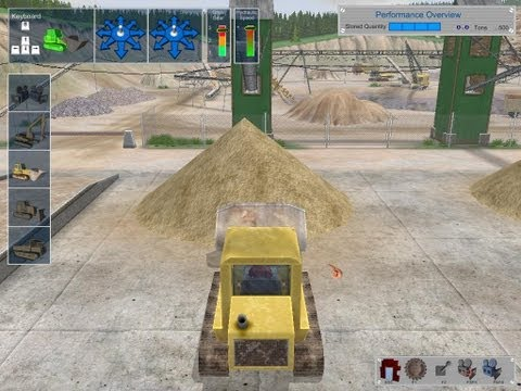 Digger Simulator 2009 Gameplay