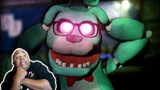 download lagu Hilariously Scary Fnaf Parody Game - Five Nights With gratis