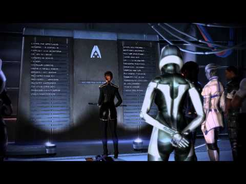 MEHEM - The Mass Effect Happy Ending Mod v0.3 - Garrus LI