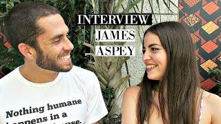SHOCKING! James Aspey Reveals ALL! Relationship, Eating Disorder & Going Vegan Tips! // Interview