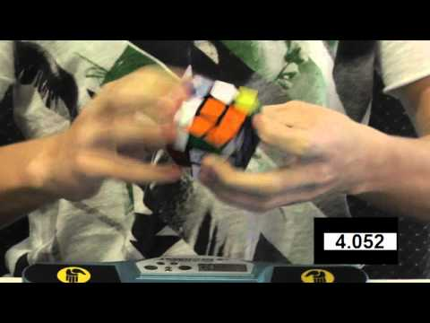 Feliks Zemdegs 6.11 Slow motion 24 Nov 2012