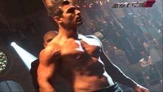 download lagu John Abraham's Cage Fight - Race 2 Behind The gratis
