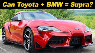 2020 Toyota Supra | A Legend Returns or A Me-Too Coupe?