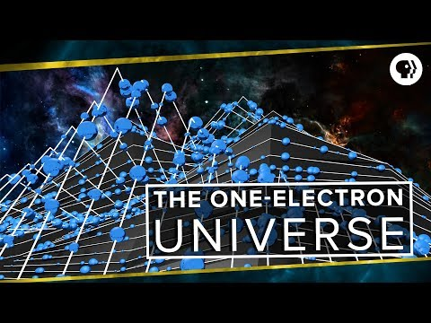 The One-Electron Universe   Space Time
