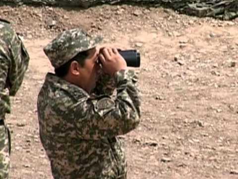 Армия. Таджикистан