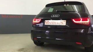 Audi A1 8X 1.6 Diesel by Maxhaust Active Sound