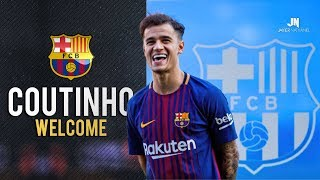 Philippe Coutinho - FC Barcelona