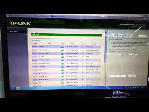 เซ็ตค่า(อย่างง่าย)TP-LINK รุ่นTL-WA801ND