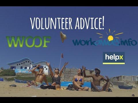 Helpx/WWOOF/Workaway 1st Timer Advice! Volunteer around the world!