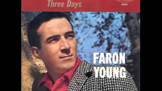 Watch Faron Young Three Days video