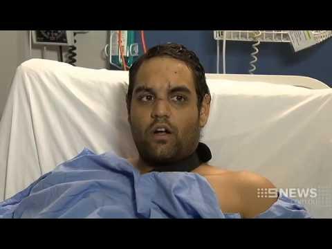Crash Ordeal   9 News Perth