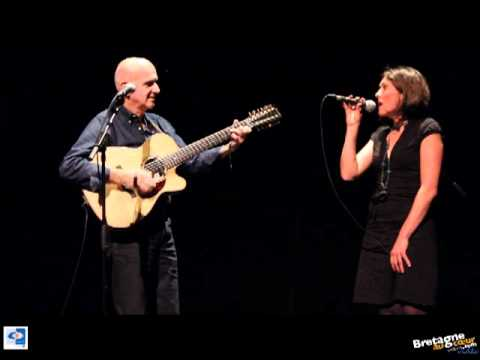 Dan Ar Braz et Morwenn Le Normand chantent Celebration