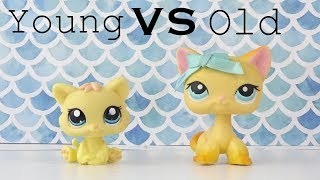 LPS: Young VS Old LPStubers