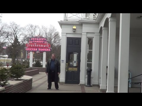 Zehnder's Restaurant - Frankenmuth, Michigan - REAL USA Ep. 47