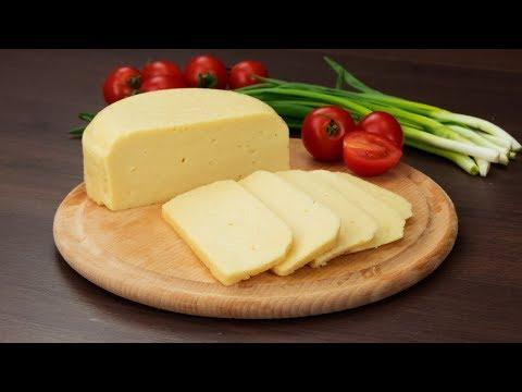 Без консервантов! Очень простой в приготовлении домашний сыр всего за 20 минут!   Appetitno.TV