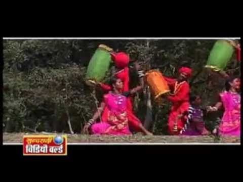 Chhattisgarhi Devotional Song - Mandar Baje Re - Aama Paan Ke Patri - Dilip Shadangi video