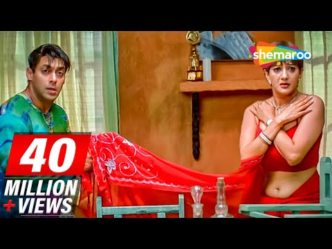 Mujhse Shaadi Karogi - Salman Khan - Amrish Puri - Sameer Gets Caught video