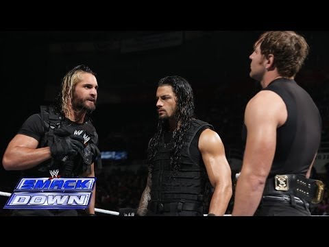 The Shield Summit: Smackdown, March 7, 2014 video