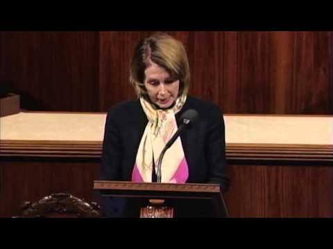 Democratic Leader Pelosi's Remarks in Support of the Bipartisan Budget Agreement
