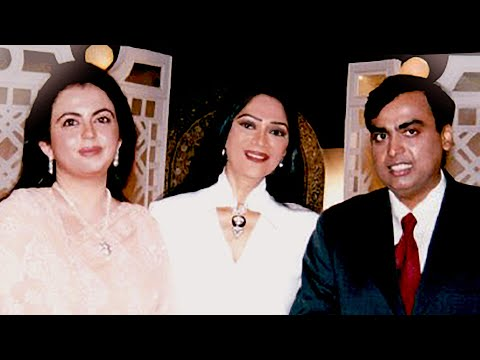 Rendezvous with Simi Garewal Mukesh & Neeta Ambani Part -2