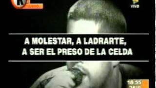 callejeros distinto, video y audio cromañon