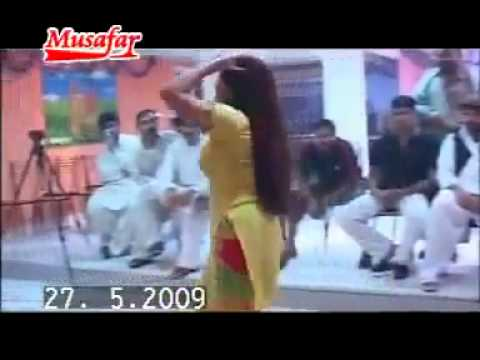 Pashto Nazoo New Mujra Dance In Lahore.. video