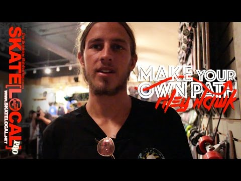 "RILEY HAWK ""MAKE YOUR OWN PATH"" INTERVIEW - SKATE LOCAL"