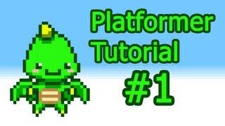 Download Java 2D Game Programming Platformer Tutorial - Part 1 - The Game State Manager 3Gp Mp4