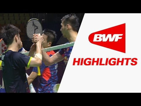 Thaihot China Open 2015 | Badminton R16 – Highlights