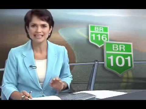 Globo Vídeos - Termina viagem pelas estradas do Brasil