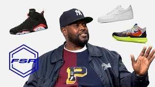 "DJ Clark Kent Shuts Down ""Sneaker Culture""  